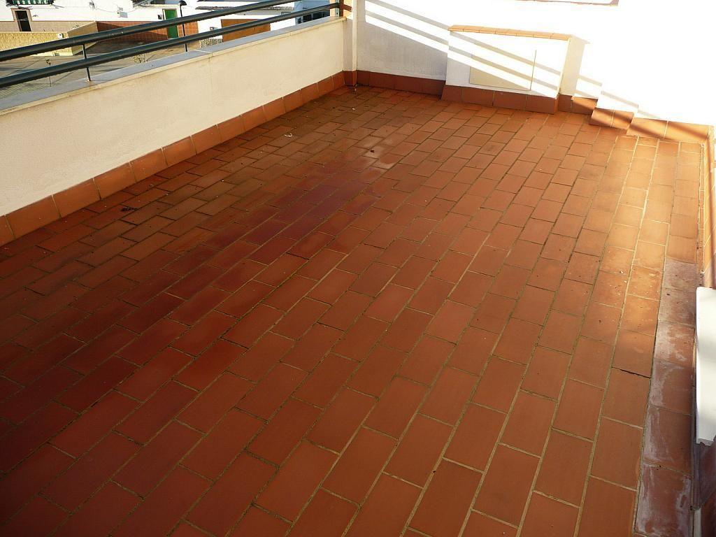 Terraza - Casa pareada en alquiler en calle Sierra Buyones, Corrales - 235606131