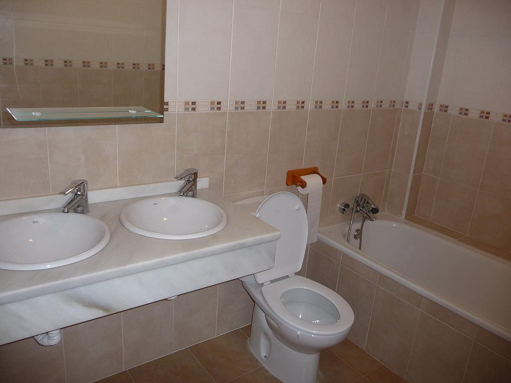 Baño - Casa pareada en alquiler en calle Sierra Buyones, Corrales - 235606132