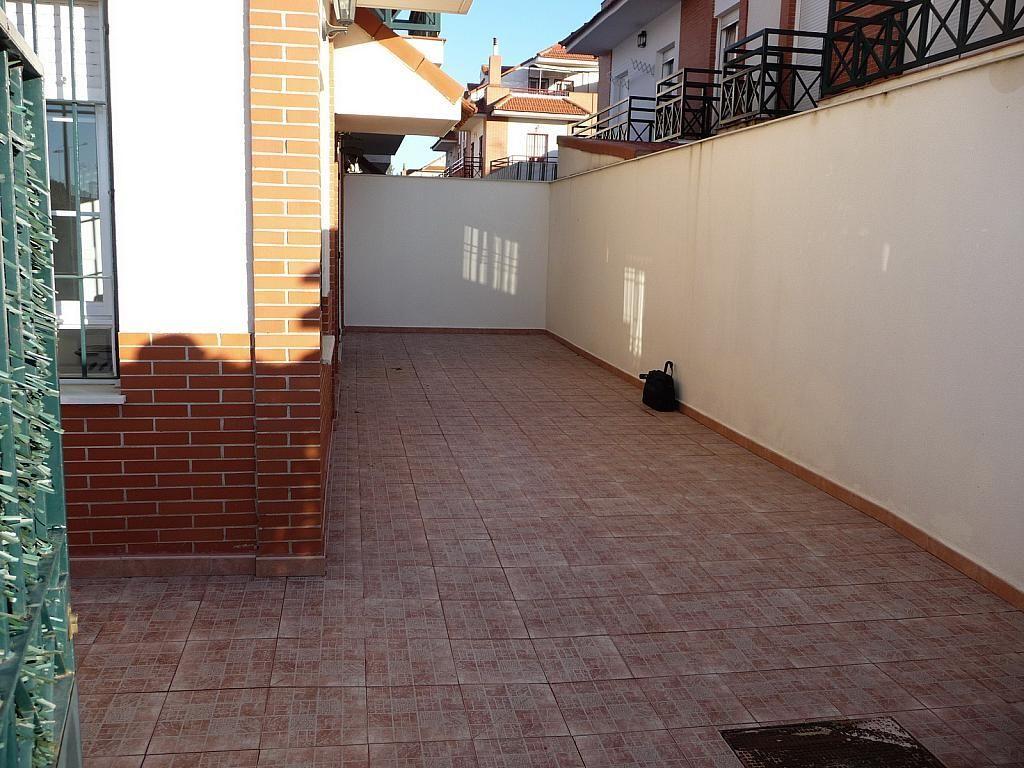 Garaje - Casa pareada en alquiler en calle Sierra Buyones, Corrales - 235606138