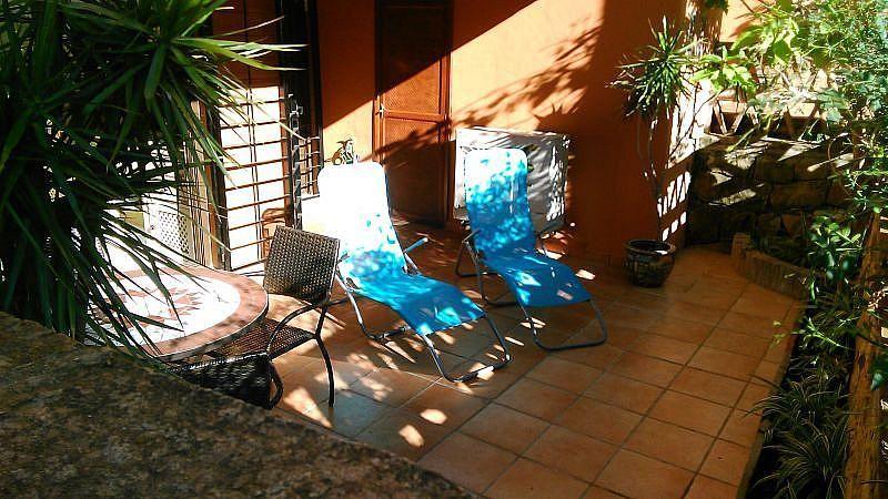 Vistas desde la terraza - Apartamento en alquiler de temporada en Nagüeles Alto en Marbella - 263761969