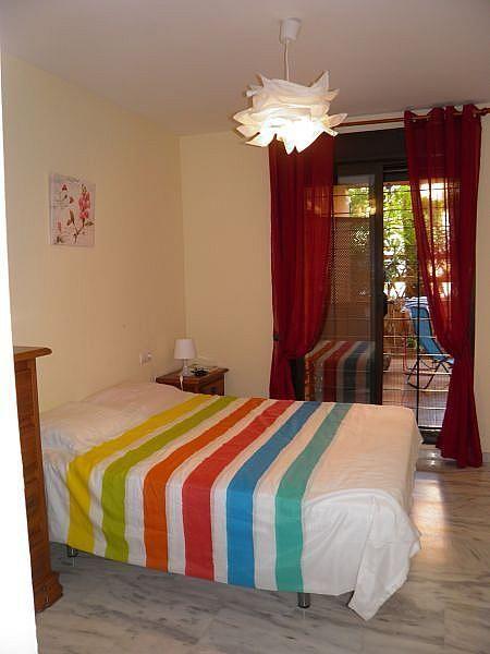 Dormitorio - Apartamento en alquiler de temporada en Nagüeles Alto en Marbella - 263761999