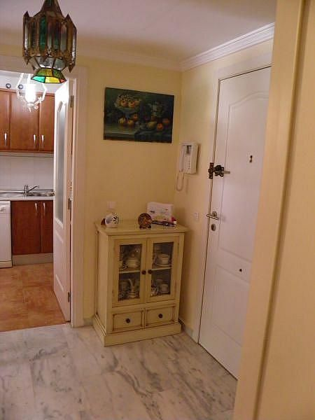 Entrada - Apartamento en alquiler de temporada en Nagüeles Alto en Marbella - 263762005