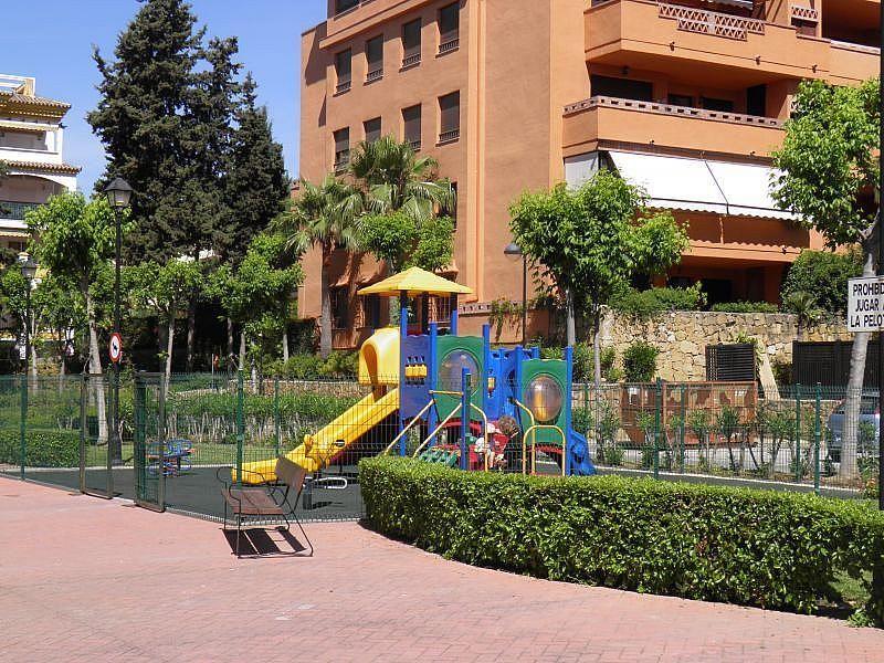 Jardín - Apartamento en alquiler de temporada en Nagüeles Alto en Marbella - 263762014