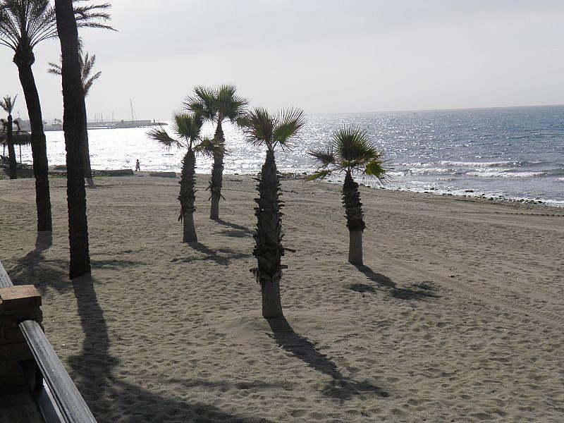 Playa - Apartamento en alquiler de temporada en Nagüeles Alto en Marbella - 263762017