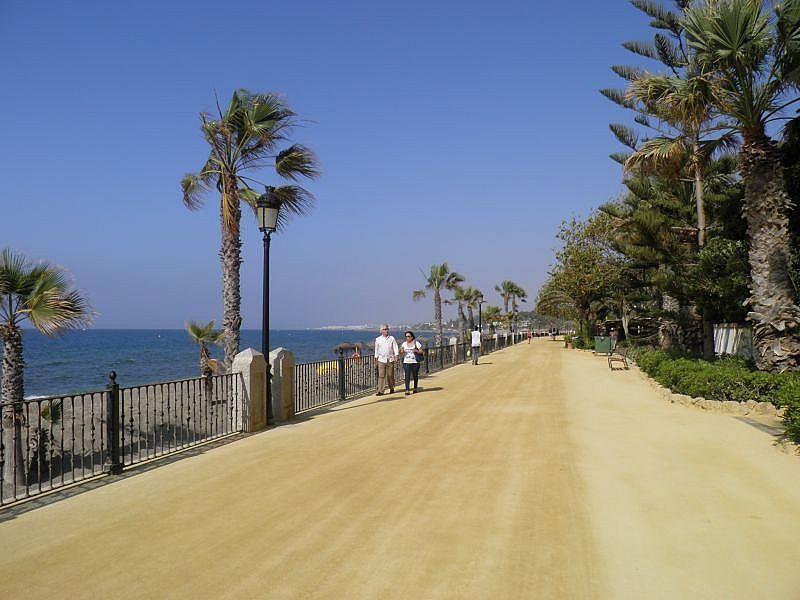 Playa - Apartamento en alquiler de temporada en Nagüeles Alto en Marbella - 263762020