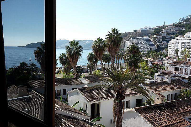 Vistas desde el alojamiento - Apartamento en alquiler de temporada en Almuñécar - 266243211