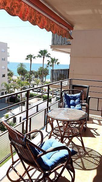 Vistas desde el balcón - Apartamento en alquiler de temporada en Almuñécar - 266243214