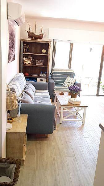 Salón - Apartamento en alquiler de temporada en Almuñécar - 266243220