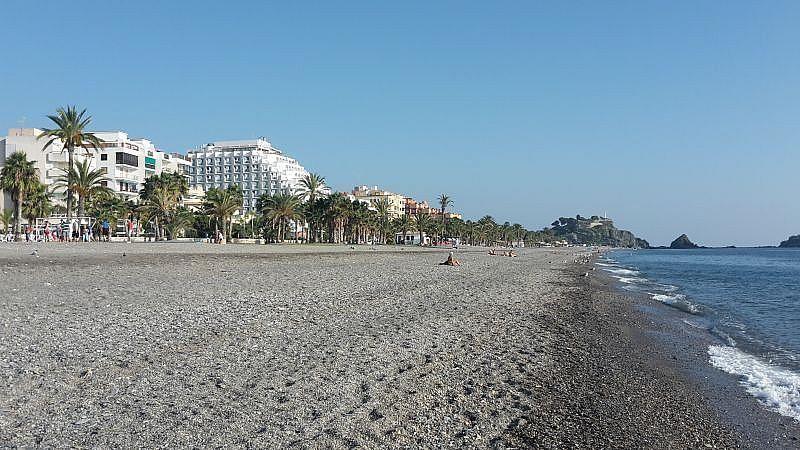 Playa - Apartamento en alquiler de temporada en Almuñécar - 266243247