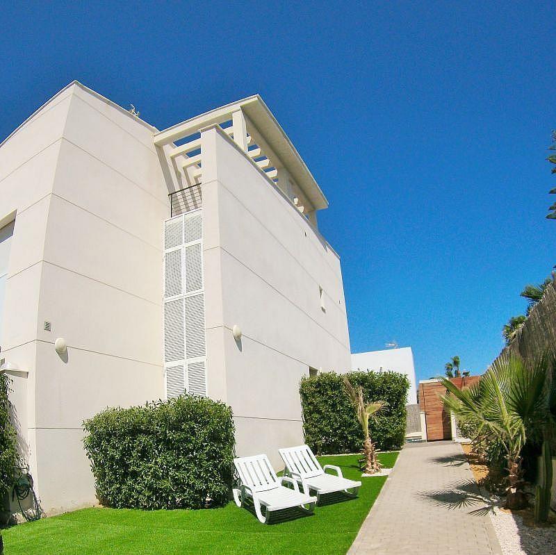 Vistas exteriores del alojamiento - Casa rural en alquiler de temporada en Vera Pueblo en Vera - 284909821