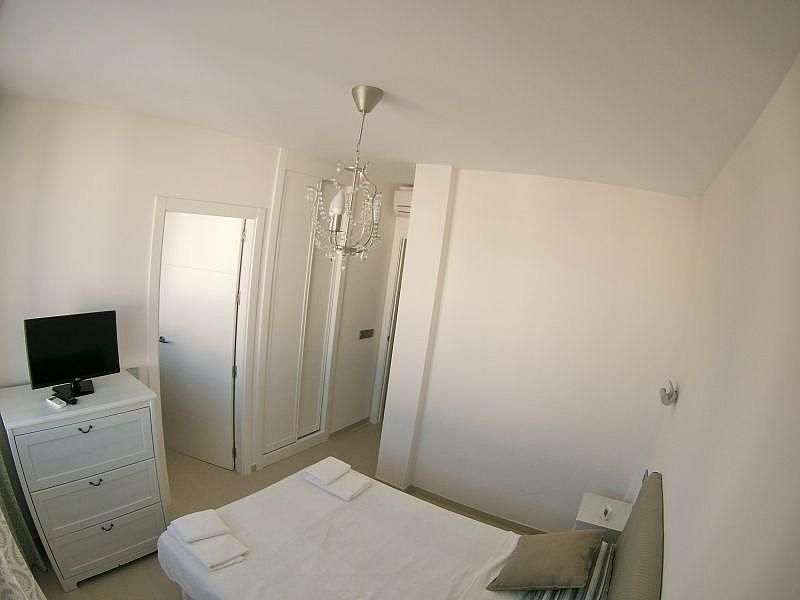 Dormitorio 1 - Casa rural en alquiler de temporada en Vera Pueblo en Vera - 284909833