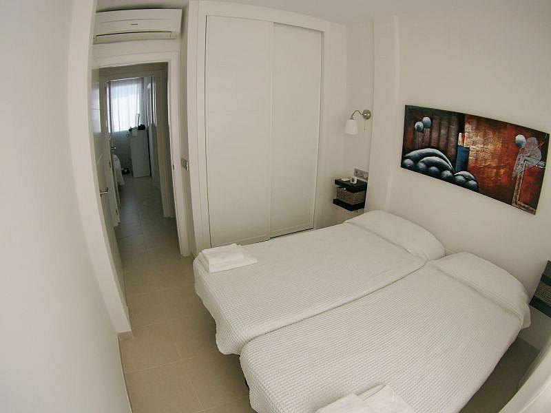 Dormitorio 2 - Casa rural en alquiler de temporada en Vera Pueblo en Vera - 284909839