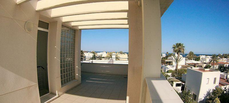 Vistas desde la terraza - Casa rural en alquiler de temporada en Vera Pueblo en Vera - 284909857