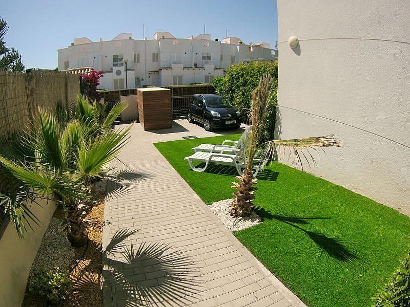 Jardín - Casa rural en alquiler de temporada en Vera Pueblo en Vera - 284909860