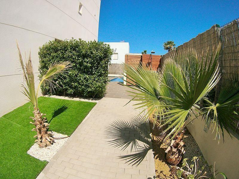 Jardín - Casa rural en alquiler de temporada en Vera Pueblo en Vera - 284909863