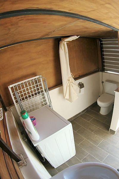 WC separado - Casa rural en alquiler de temporada en Vera Pueblo en Vera - 284909872