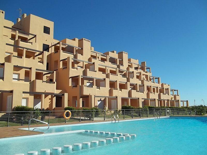 Vistas exteriores del alojamiento - Apartamento en alquiler de temporada en San Javier - 306105477