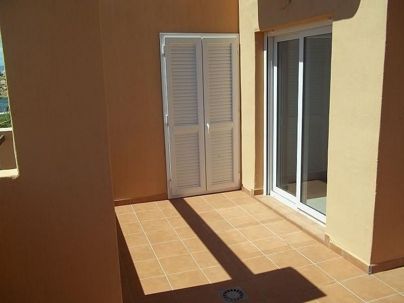 Vistas desde la terraza - Apartamento en alquiler de temporada en San Javier - 306105480