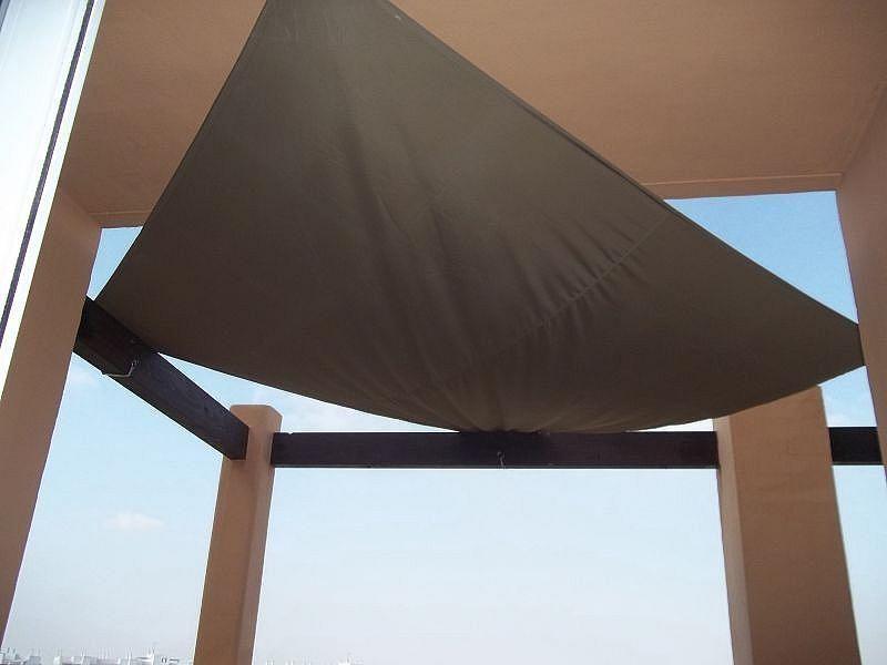 Vistas desde la terraza - Apartamento en alquiler de temporada en San Javier - 306105501