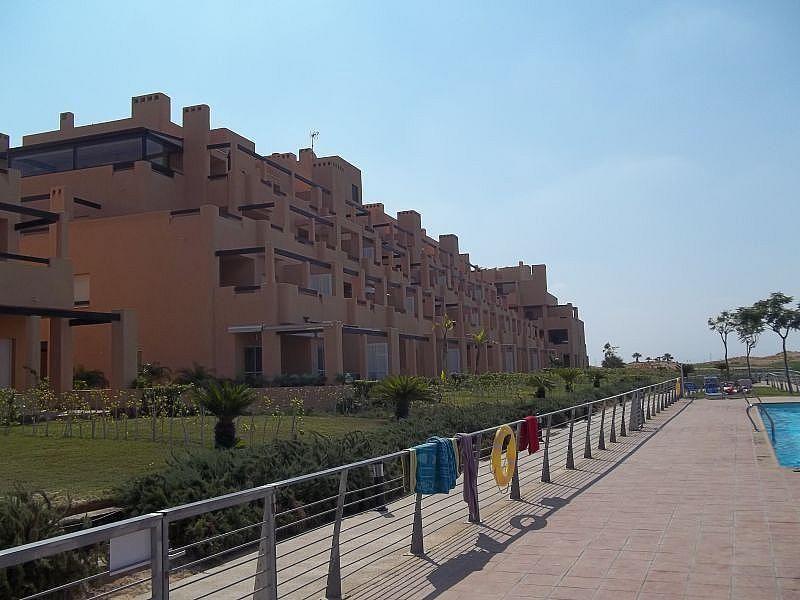 Vistas exteriores del alojamiento - Apartamento en alquiler de temporada en San Javier - 306105507