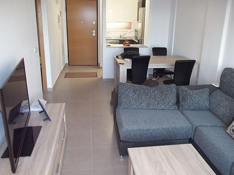 Sala de estar - Apartamento en alquiler de temporada en San Javier - 306105516