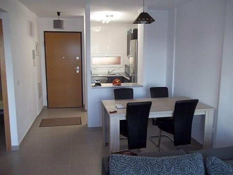 Sala de estar - Apartamento en alquiler de temporada en San Javier - 306105522