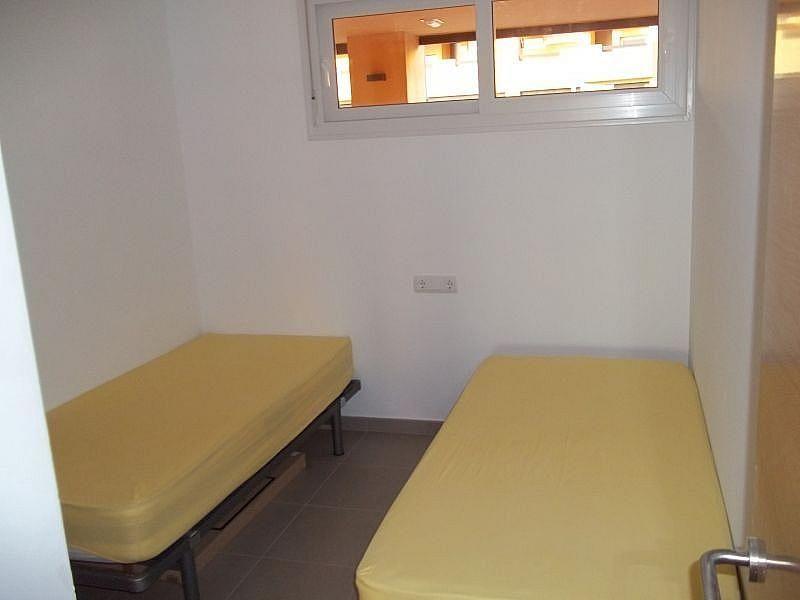 Dormitorio 2 - Apartamento en alquiler de temporada en San Javier - 306105528