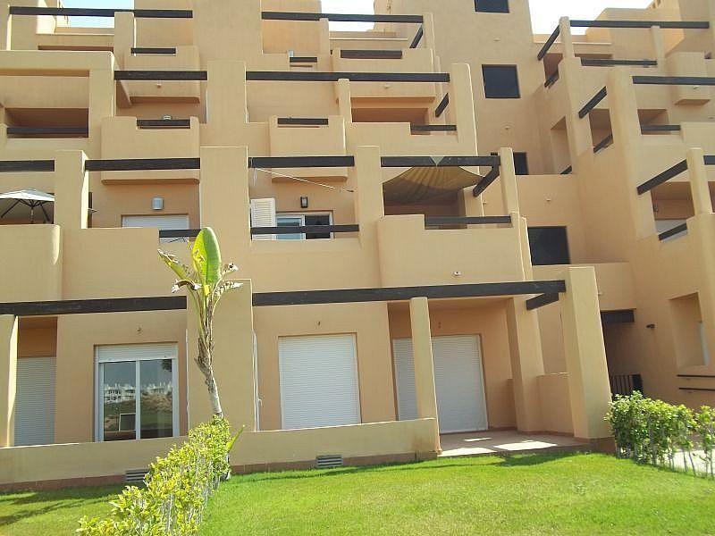 Vistas exteriores del alojamiento - Apartamento en alquiler de temporada en San Javier - 306105543