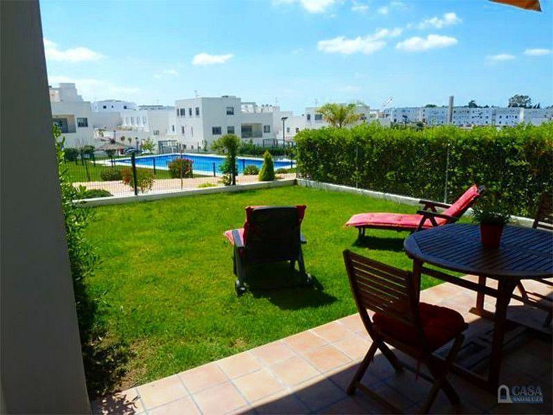 Jardín - Apartamento en alquiler de temporada en Conil de la Frontera - 312245680