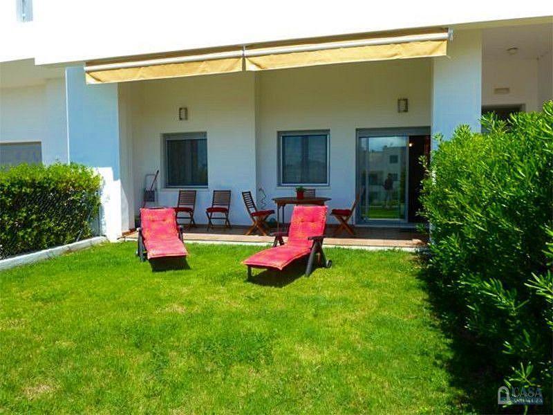 Terraza - Apartamento en alquiler de temporada en Conil de la Frontera - 312245683