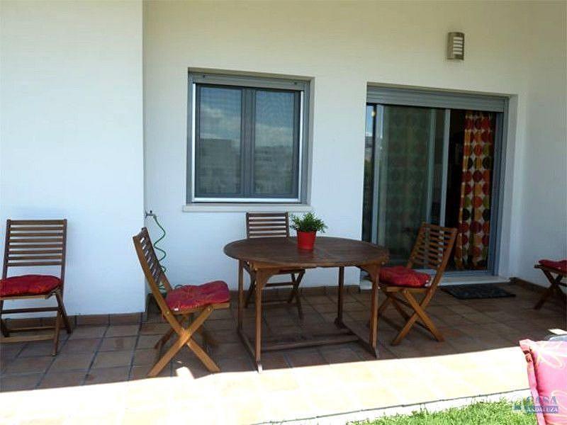 Terraza - Apartamento en alquiler de temporada en Conil de la Frontera - 312245686