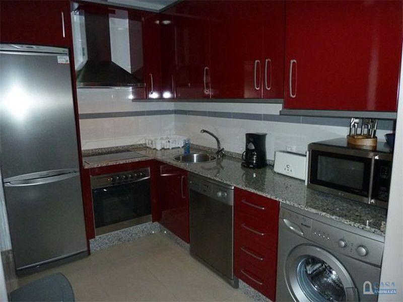 Cocina americana - Apartamento en alquiler de temporada en Conil de la Frontera - 312245692