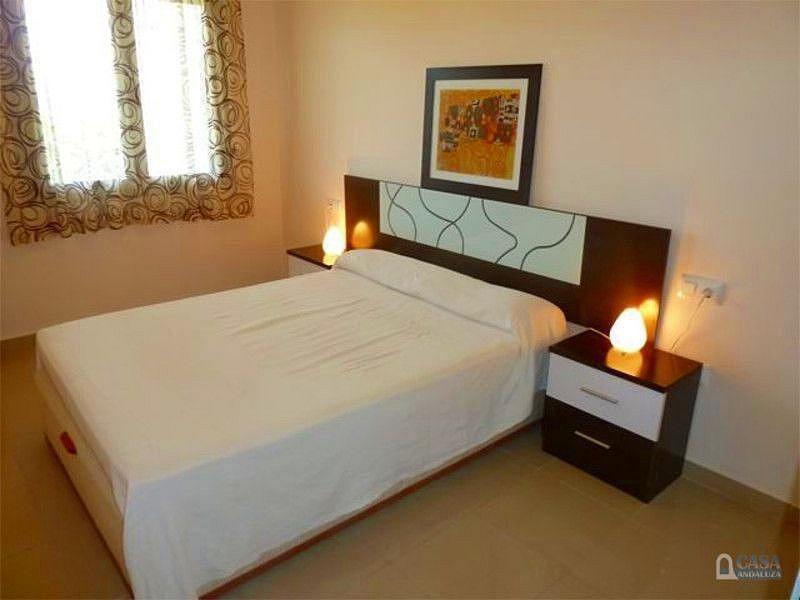 Dormitorio - Apartamento en alquiler de temporada en Conil de la Frontera - 312245698