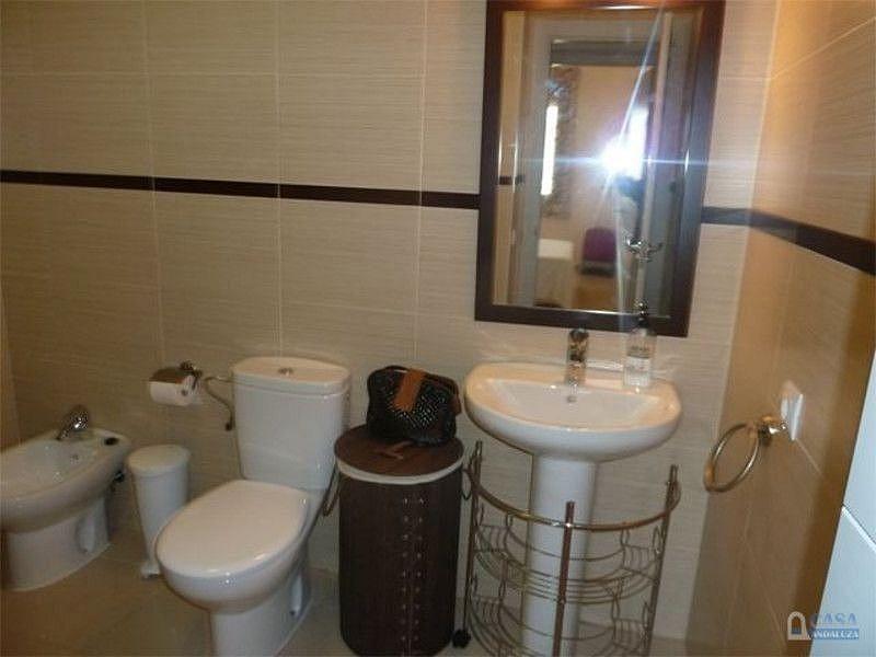 Cuarto de baño 1 - Apartamento en alquiler de temporada en Conil de la Frontera - 312245704