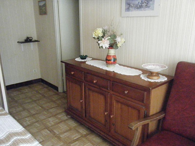 Sala de estar - Estudio en alquiler de temporada en Amélie-Les-Bains - 325446334