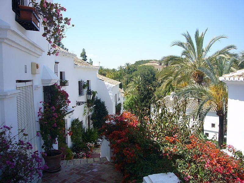Vistas desde el alojamiento - Casa en alquiler de temporada en Marbella Pueblo en Marbella - 328202043