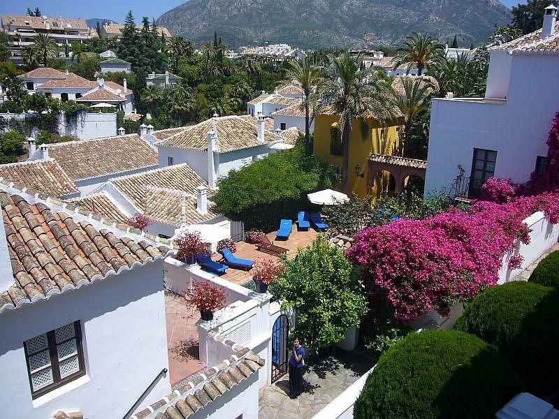 Casa en alquiler de temporada en Marbella Pueblo en Marbella - 328202049
