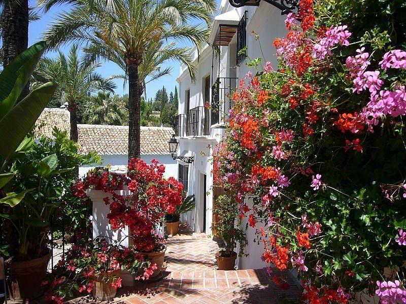 Casa en alquiler de temporada en Marbella Pueblo en Marbella - 328202052