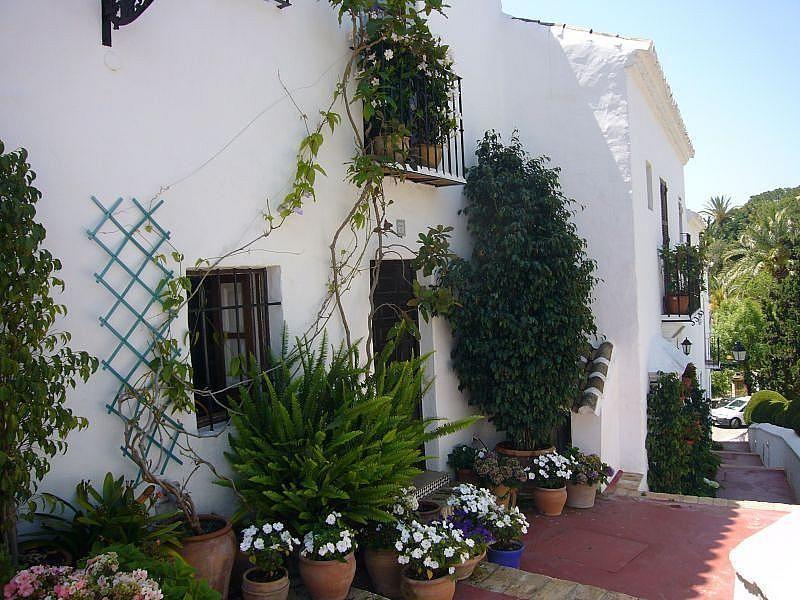 Casa en alquiler de temporada en Marbella Pueblo en Marbella - 328202058