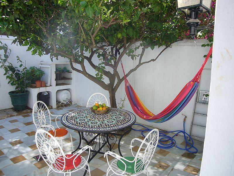 Vistas desde la terraza - Casa en alquiler de temporada en Marbella Pueblo en Marbella - 328202073