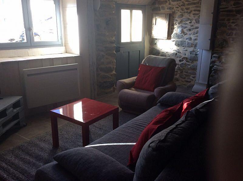 Salón - Casa en alquiler de temporada en Ax-les-Thermes - 328733506