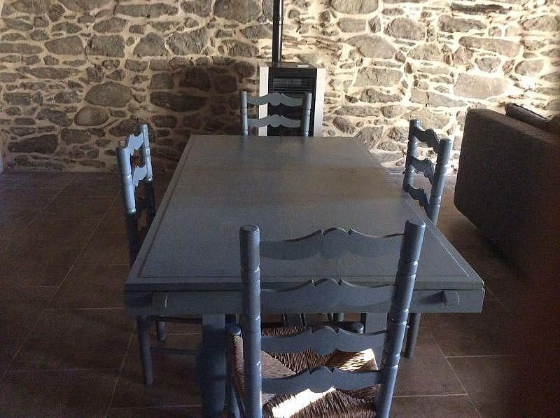 Comedor - Casa en alquiler de temporada en Ax-les-Thermes - 328733509