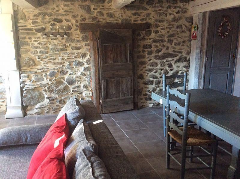 Comedor - Casa en alquiler de temporada en Ax-les-Thermes - 328733512