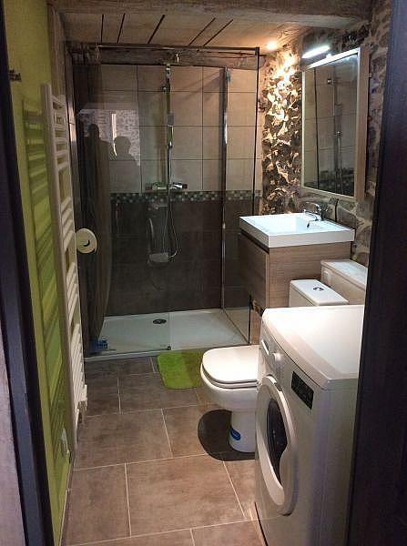Cuarto de baño 1 - Casa en alquiler de temporada en Ax-les-Thermes - 328733515
