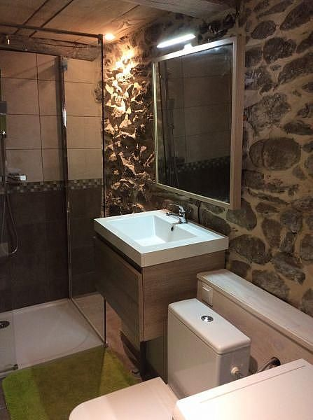Cuarto de baño 1 - Casa en alquiler de temporada en Ax-les-Thermes - 328733518