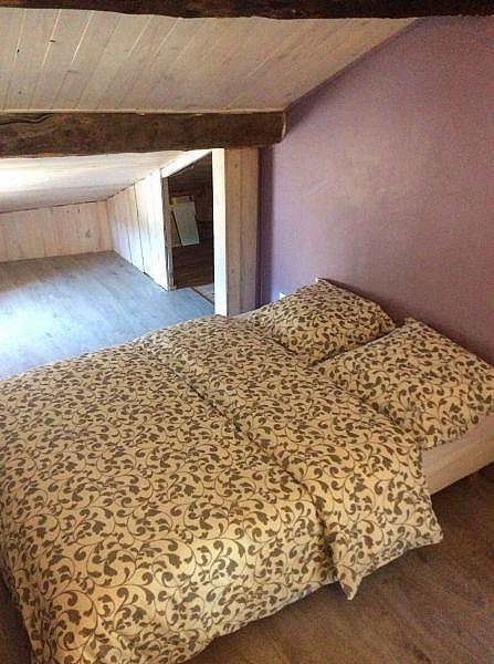 Dormitorio 3 - Casa en alquiler de temporada en Ax-les-Thermes - 328733539