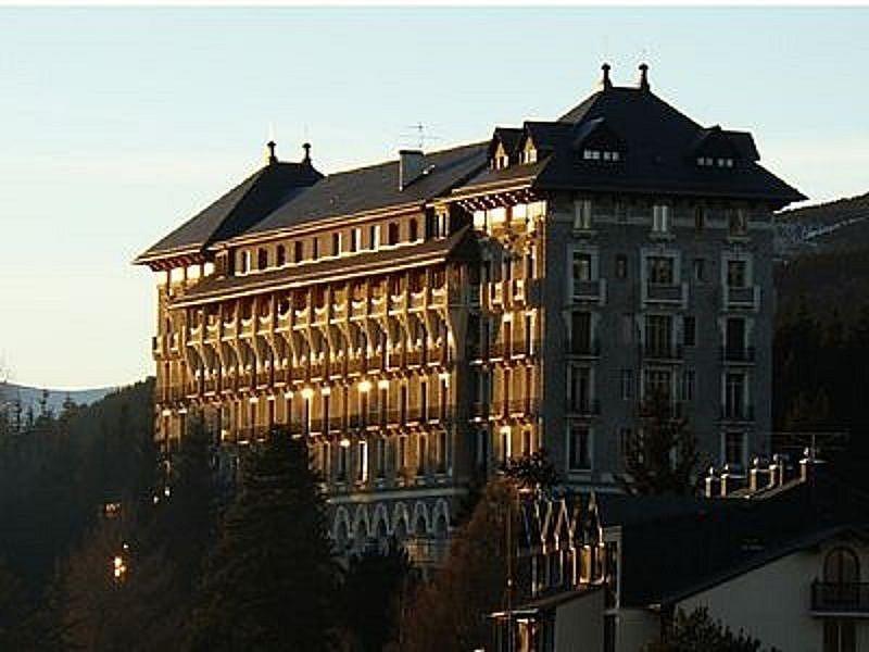 Vistas exteriores del alojamiento - Estudio en alquiler de temporada en Font-Romeu-Odeillo-Via - 282475405