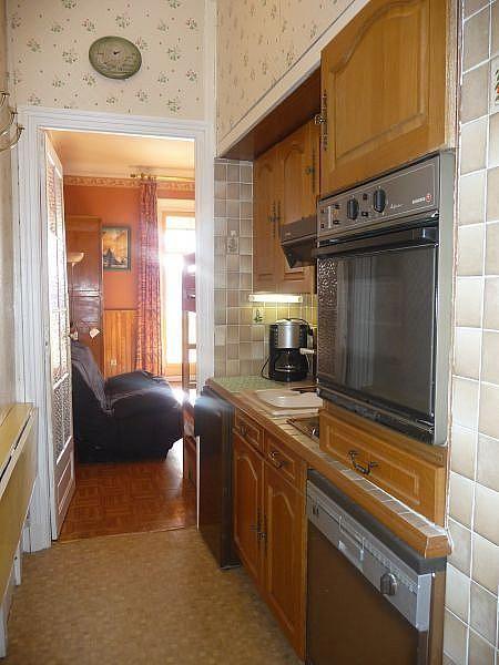 Cocina independiente - Estudio en alquiler de temporada en Font-Romeu-Odeillo-Via - 282475423
