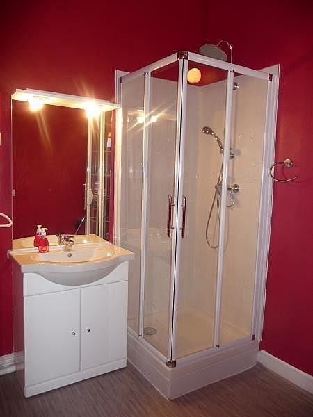 Cuarto de baño - Estudio en alquiler de temporada en Font-Romeu-Odeillo-Via - 282475426