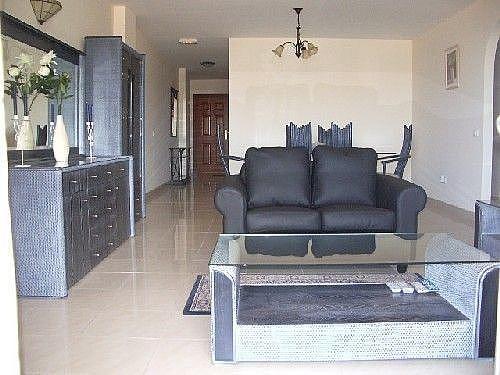 Sala de estar - Apartamento en alquiler de temporada en Adeje - 274955090